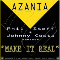 Azania Make It Real - Remixes