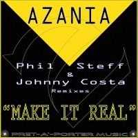 Azania Make It Real - Remixes