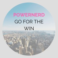 Powernerd Go For The Win
