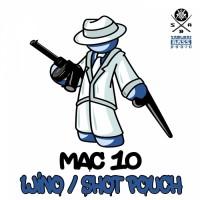 Mac10 Wino/Shot Pouch