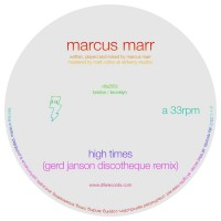 Marcus Marr High Times