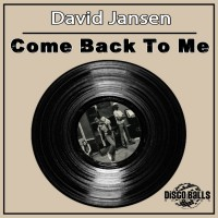 David Jansen Come Back To Me
