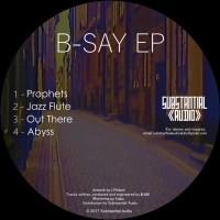 B-say B-say EP