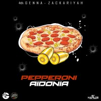 Aidonia Pepperoni