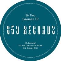 Sir Tlou Savanah EP