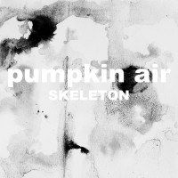 Pumpkin Air Skeleton