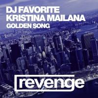 Dj Favorite & Kristina Mailana Golden Song