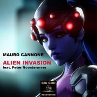 Mauro Cannone Alien Invasion