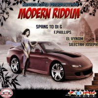 Silectah Joseph, El Vynom, F Phillips, Spang To Di G, Kingsound Production Modern Riddim