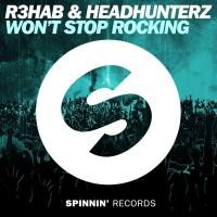 R3hab, Headhunterz Won\'t Stop Rocking