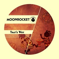 Moon Rocket That\'s Why