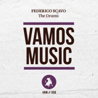 Federico Scavo The Drums
