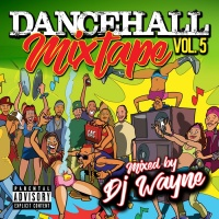 VA Dancehall Mix Tape Vol 5