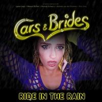 Cars & Brides Ride In The Rain
