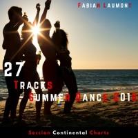 Fabian Laumont 27 Tracks Summer Dance 2018