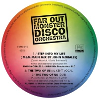 The Far Out Monster Disco Orchestra Step Into My Life/The Two Of Us