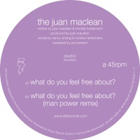 The Juan Maclean What Do You Feel Free About?