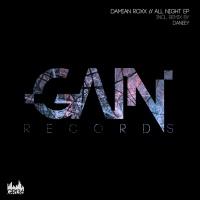 Damian Roxx All Night EP
