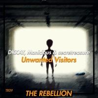 Dkkay, Manicious, Secretreasure Unwanted Visitors
