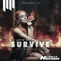 Dj Justin Murta With Ovylarock Feat Shauna Cardwell Survive Remix