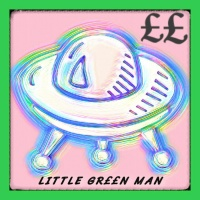 Little Grn Man On Side