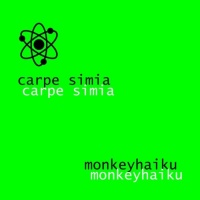 Monkeyhaiku Carpe Simia