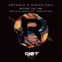 Antonio D\'africa & Sall Beyond The Time