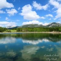 Lakeside Lebron My Island