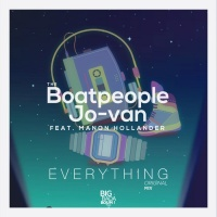 The Boatpeople & Jo-van Feat Manon Hollander Everything