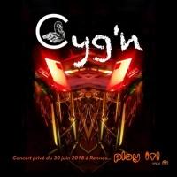 Cyg'n Concert Prive aRennes