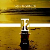 Cats Summer\'s Feat Almendra Miku Alone