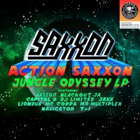 Saxxon Action Saxxon: Jungle Odyssey