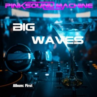 Pink Sound Machine Big Waves