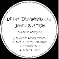 James Burton Summer Disco EP