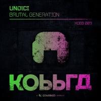 Undici Feat Mc Tellem Brutal Generation