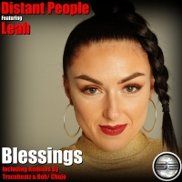 Distant People Feat Leah Blessings The Remixes