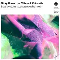 Nicky Romero Vs Trilane & Kokaholla Feat Quarterback Bittersweet Remixes