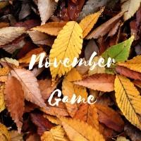 Andy Kern & Risha Manis November Game