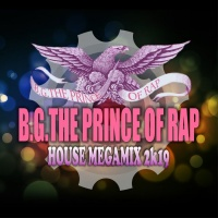 BG the Prince of Rap House Megamix 2k19