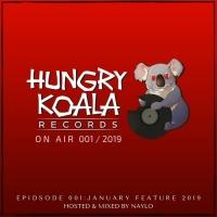 Hungry Koala, Various Hungry Koala On Air 001, 2019