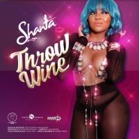 Shanta Prince Throw Wine