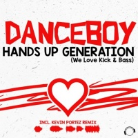 Danceboy Hands Up Generation