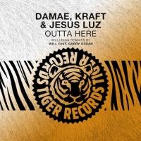Damae, Kraft & Jesus Luz Outta Here