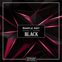 Simple Art Black