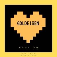 Goldeisen Eggs On