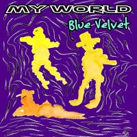 My World Blue Velvet