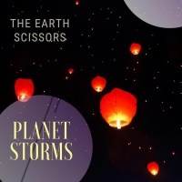 The Earth Scissors Planet Storms