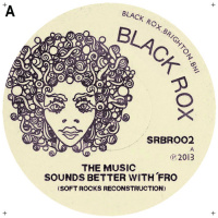 Black Rox The Music Sounds Better With 'Fro