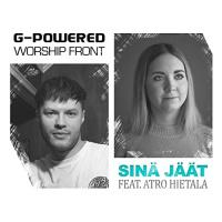 G-Powered & Worship Front feat. Atro Hietala Sinä Jäät