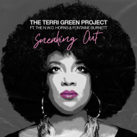 The Terri Green Project feat. the N.W.O. Horns & Fontaine Burnett Sneaking Out